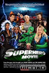 Superhero Movie poster