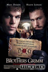 Broliai Grimai / The Brothers Grimm (2005)