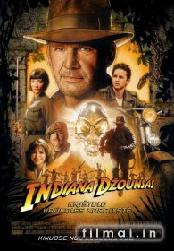 Indiana Džounsas ir krištolo kaukolės karalystė / Indiana Jones and the Kingdom of the Crystal Skull (2008)