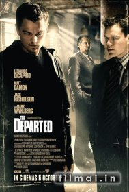 The Departed poster
