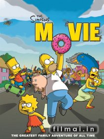 Simpsonų Filmas / The Simpsons Movie (2007)