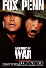 Karo aukos / Casualties of War (1989)
