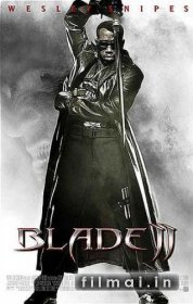 Blade 2 poster