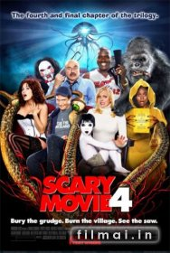 Pats baisiausias filmas 4 / Scary Movie 4 (2006)