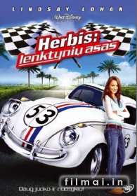 Herbis: lenktynių asas / Herbie: Fully Loaded (2005)