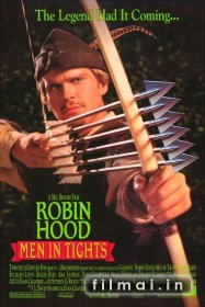 Robinas Hudas. Vyrai su triko / Robin Hood: Men in Tights (1993)