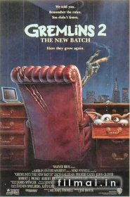 Gremlinai 2. Nauja gauja / Gremlins 2: The New Batch (1990)