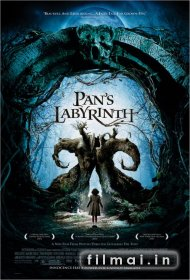 Pan`s Labyrinth poster