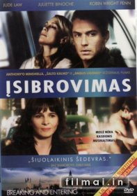 Įsibrovimas / Breaking and Entering (2006)