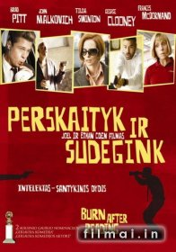 Perskaityk ir sudegink / Burn After Reading (2008)