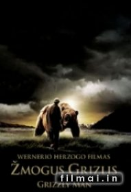 Grizzly Man poster
