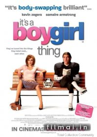 Tai mergina ar vaikinas? / Its a Boy Girl Thing (2006)