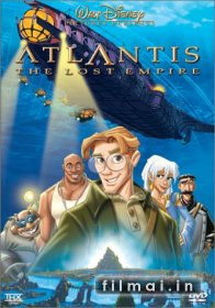 Atlantida: Prarastoji imperija / Atlantis: The Lost Empire (2001)