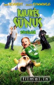 Kaukės sūnus / Son Of The Mask (2005)