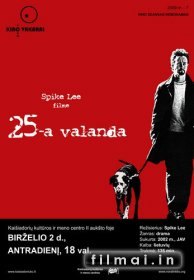 25-a valanda / 25th Hour (2002)