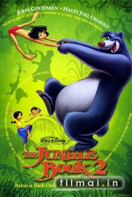 Džiunglių knyga 2 / The Jungle Book 2 (2003)