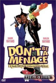 Negrasink juodžių kvartalui gerdamas sultis su savo chebra / Dont Be a Menace to South Central While Drinking Your Juice in the Hood (1996)