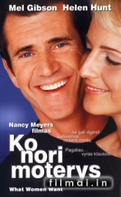 Ko nori moterys / What Women Want (2000)