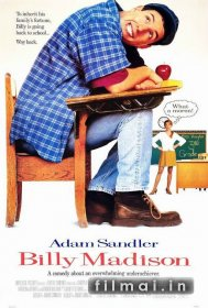 Bilis Medisonas / Billy Madison (1995)