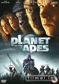Beždžionių planeta / Planet of the Apes (2001)