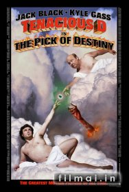 Tenacious D – roko karaliai / Tenacious D in The Pick of Destiny (2006)