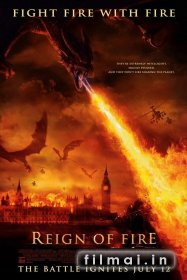 Monstrų ataka / Reign of Fire (2002)