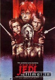 Star Wars Episode VI-Return Of The Jedi poster