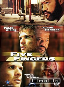 Five Fingers poster