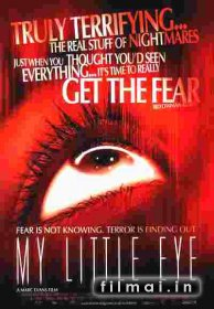 My Little Eye poster
