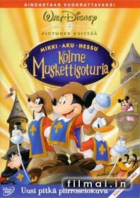Trys Muškietininkai / The Three musketeers (2003)