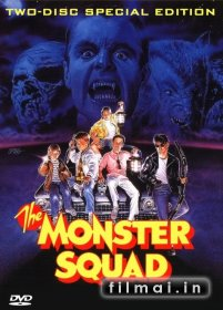 Monstrų būrys / The Monster Squad (1987)