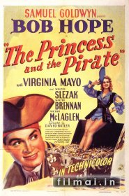 Princesė ir Piratas / The Princess and the Pirate (1944)