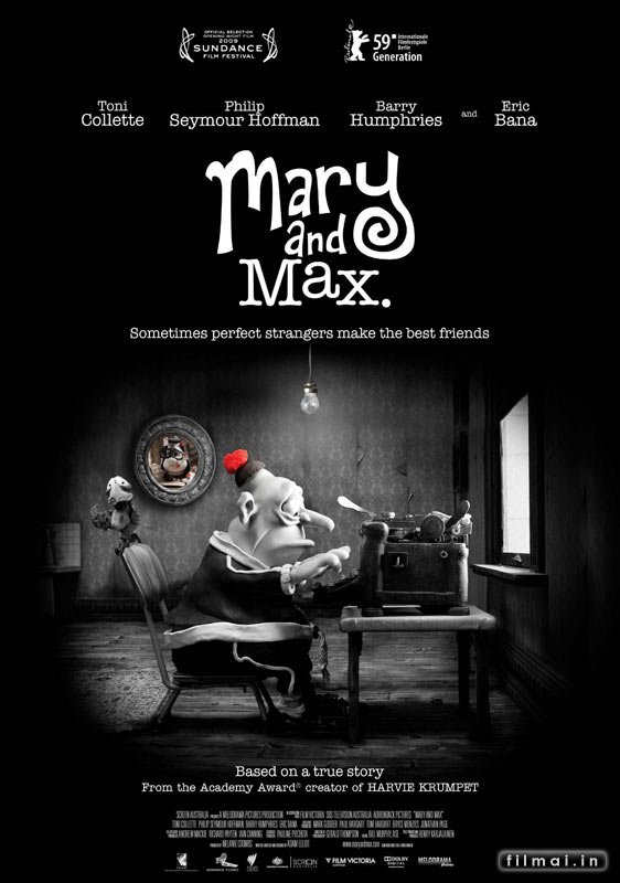 Padidinti: Mary and Max