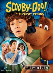 Scooby Doo. The Mystery Begins poster