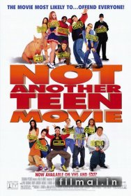 Kitoks parodijų filmas / Not Another Teen Movie (2001)