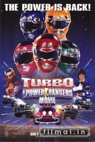Turboreindžeriai / Turbo: A Power Rangers Movie (1997)