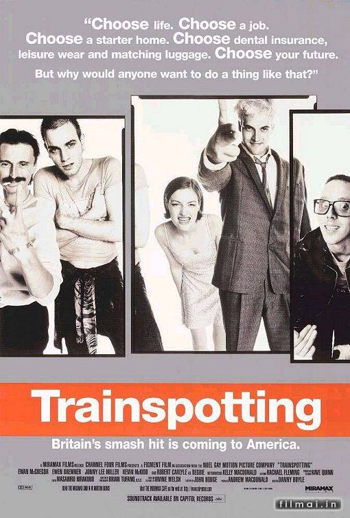 Padidinti: Trainspotting