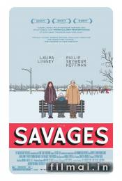 Savadžių šeima / The Savages  (2007)