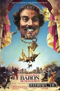 Barono Miunchauzeno nuotykiai / The Adventures of Baron Munchausen (1988)