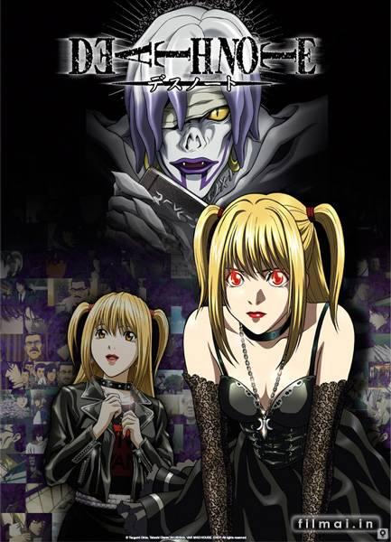 Padidinti: Death Note Series