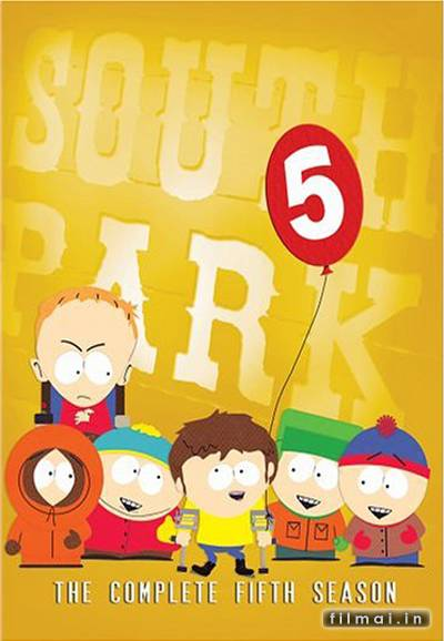 Padidinti: South Park