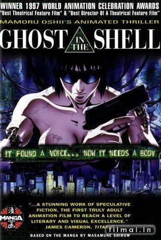 Padidinti: Ghost in the Shell: Stand Alone Complex