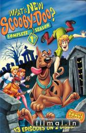 Whats New Scooby Doo poster