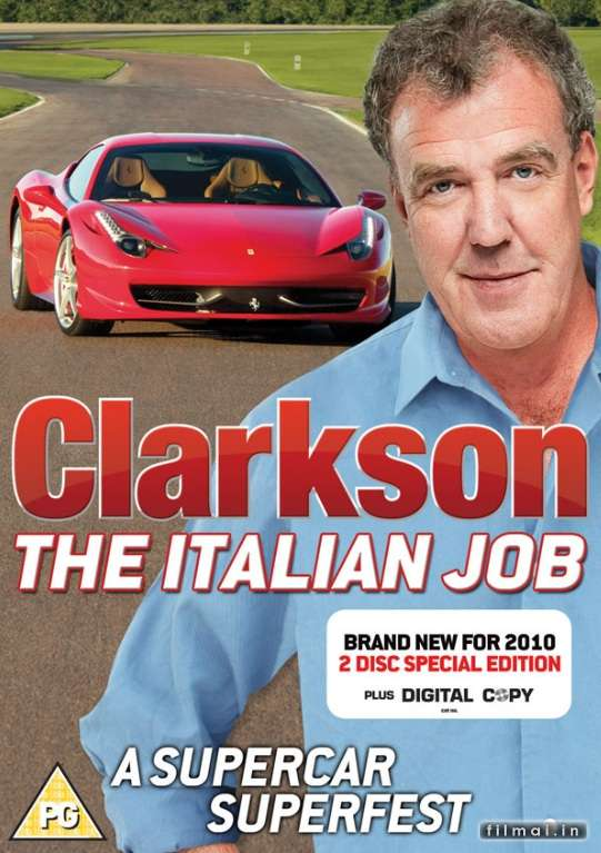 Padidinti: Clarkson - The Italian Job