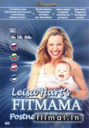 Leisa Harts FitMama Postnatal Workout poster