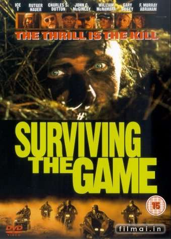 Padidinti: Surviving the Game