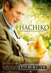 Hachiko: A Dogs Story 2009 poster