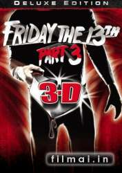Friday the 13th Part III 3D poster
