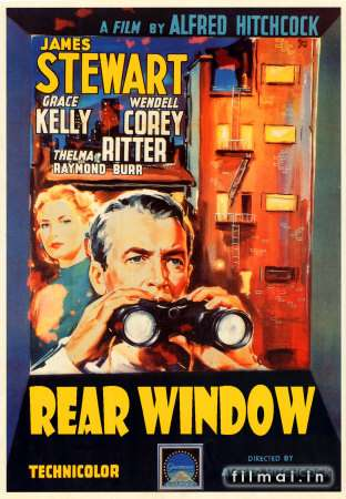 Padidinti: Rear Window