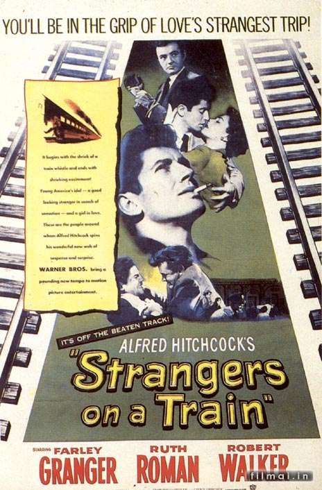Padidinti: Strangers on a Train